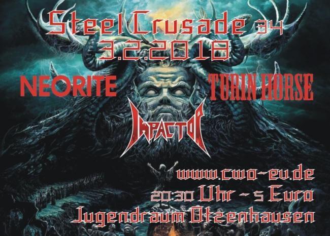 Die Celtic Warriors Otzenhausen präsentieren: Steel Crusade 34