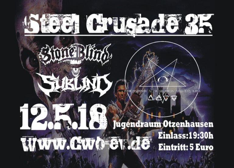 Die Celtic Warriors Otzenhausen präsentieren: Steel Crusade 35
