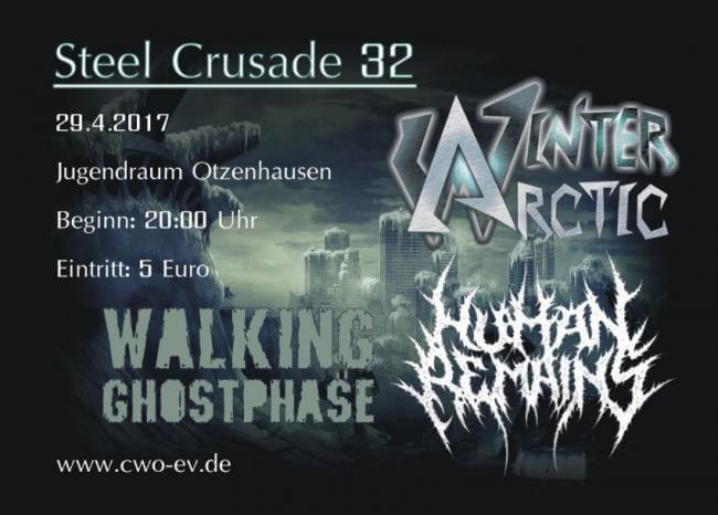 Die Celtic Warriors Otzenhausen präsentieren: Steel Crusade 32