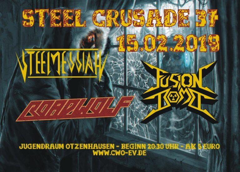 Die Celtic Warriors Otzenhausen präsentieren: Steel Crusade 37