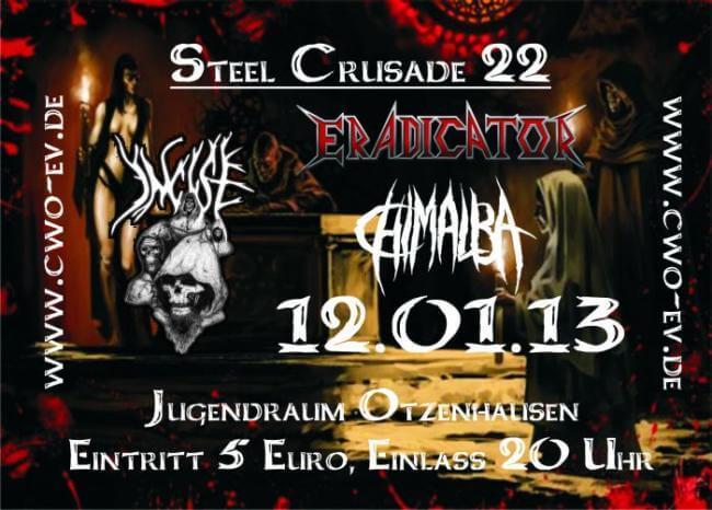 Die Celtic Warriors Otzenhausen präsentieren: Steel Crusade 22
