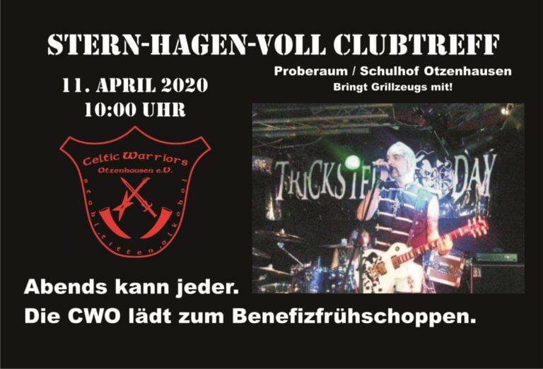 Die Celtic Warriors Otzenhausen präsentieren: Clubtreff – Frühschoppe